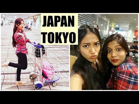 Tokyo Japan Meet & Greet   Samantha Thavasa Handbag Shopping   Food VLOG Day 1   SuperPrincessjo