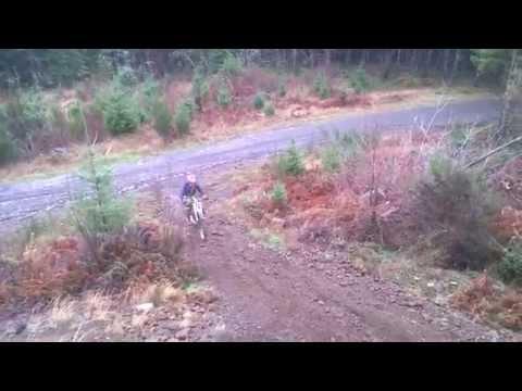 CR 250 Hill Climb