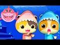Baby Shark Birthday Party Baby Shark Dance Nursery Rhymes Kids Songs Kids Cartoon BabyBus