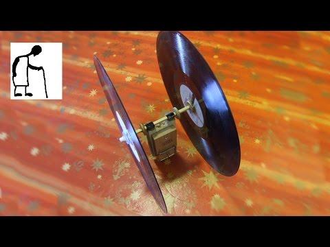Let's make a Mousetrap Powered Car #2