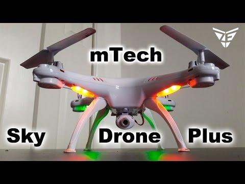 MTech Sky Drone Plus Review (flight test)