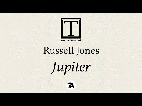 Russell Jones: Jupiter