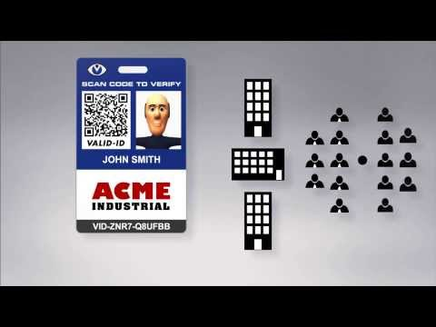 Protect your company ID badges with Valid-Id