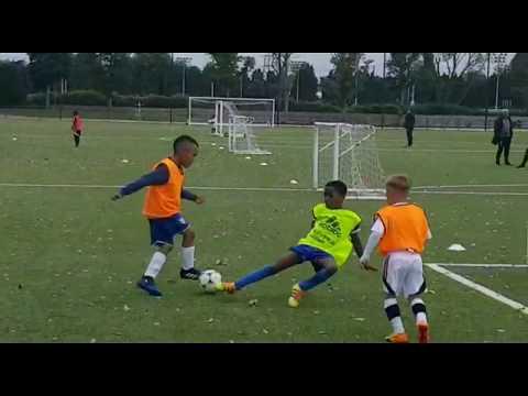 Kyle Grant - Skills and Dribbling