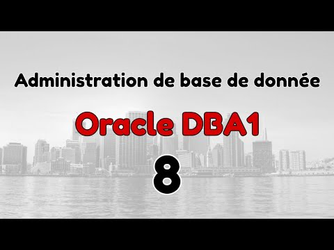 Tutoriel Oracle DBA1 (8) :Oracle client et Oracle Server.