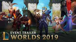 Worlds 2019: The Future is Ours | Event Trailer - League of Legends