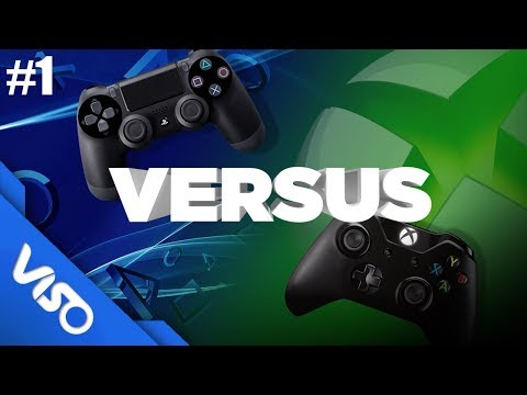 PS4 VS Xbox One - Hardware - Part 1