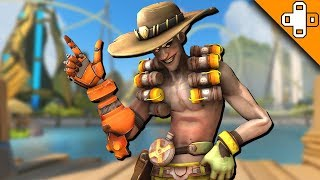 When EVERYONE Wants To Play Ashe! Overwatch Funny & Epic Moments 655