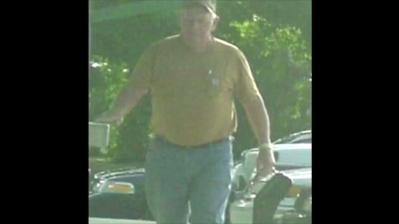 Frank Garrett calls a County Commissioner and a Bait Shop