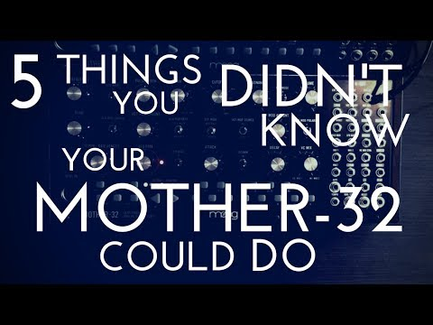 5 Things You Didn't Know Your Mother 32 Could Do