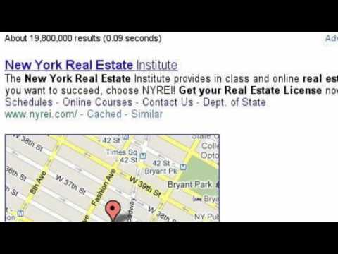 Get Your Real Estate License In New York