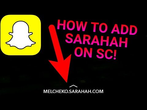 EASIEST Way to Put Sarahah on Your Snapchat Story! How to/Tutorial