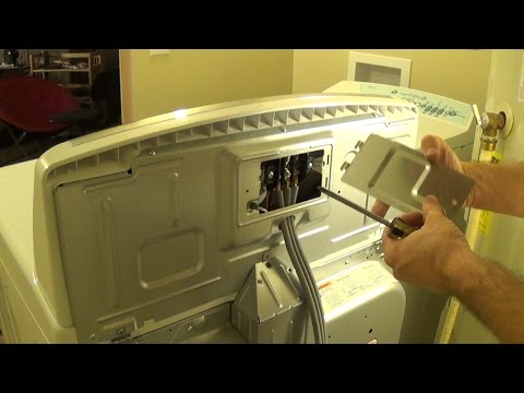 How to Install a Clothes Dryer 4-Prong Plug Cord