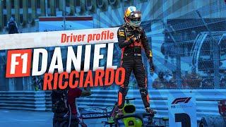 EVERYTHING YOU NEED TO KNOW ABOUT DANIEL RICCIARDO