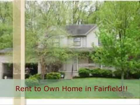Cincinnati Area Rent to Own Home at 14 Lake Cumberland in Fairfield, Ohio
