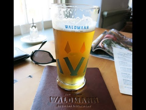 Bike Ride Adventure to Waldmann Brewery.
