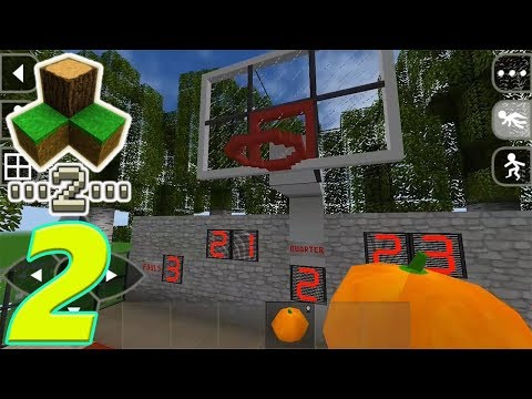 Survival Craft 2 part 2 Exotic House Map Showcase