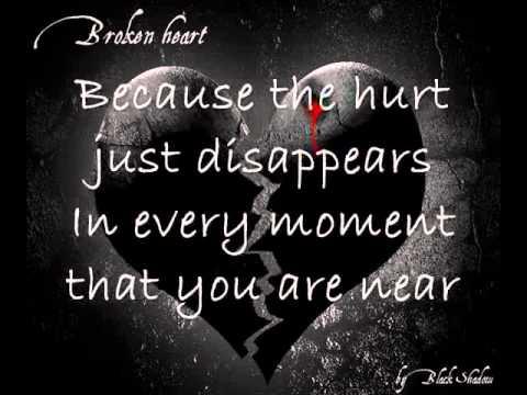 Fixing a broken heart with LYRICS
