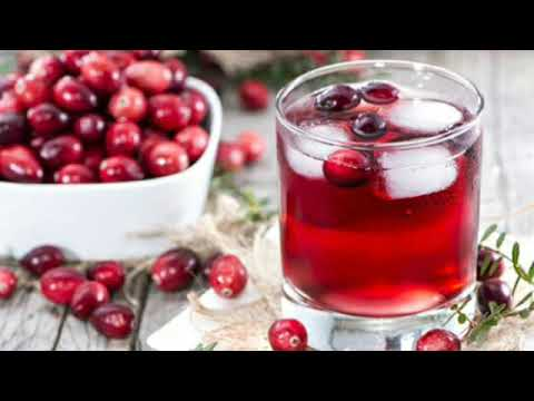 4 Foods That May Help Control UTI\Urinary Tract Infection@