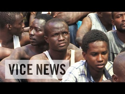 The Deadly Journey From Libya's Migrant Jails