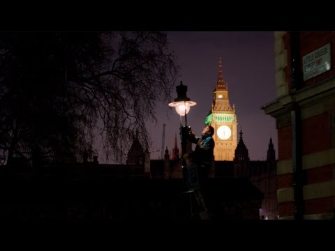 Lighting London – British Gas