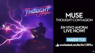 MUSE - Thought Contagion (OFFICIAL AUDIO FULL SONG)