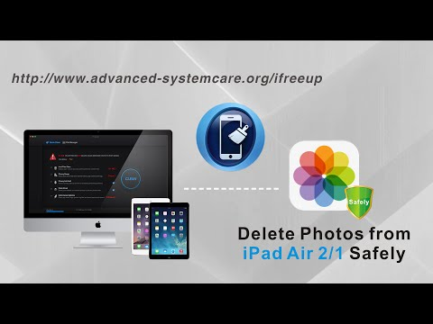 [iPad Air Secure Deletion]: How to Delete Photos from iPad Air 2/1 Safely