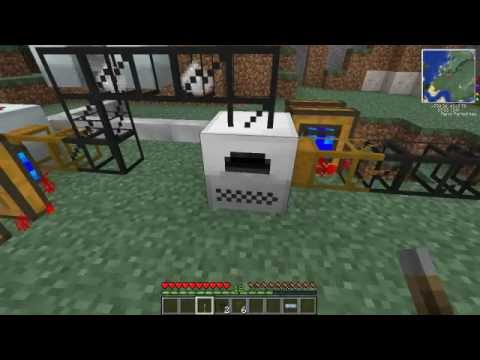 Tekkit Classic with Pample: Building an Automatic Smelting Machine