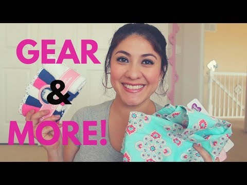 Baby Girl Haul (Gear + First Impressions) [YessyBaker] ❤