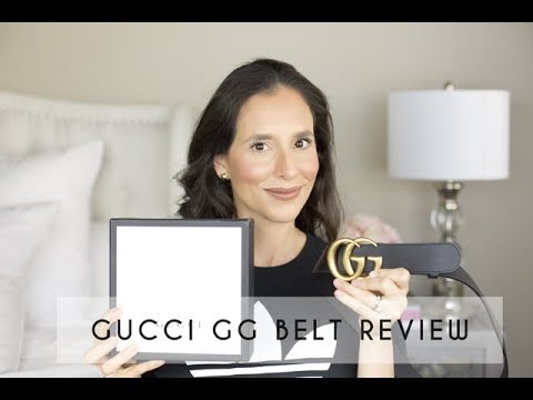 Gucci GG Belt Review