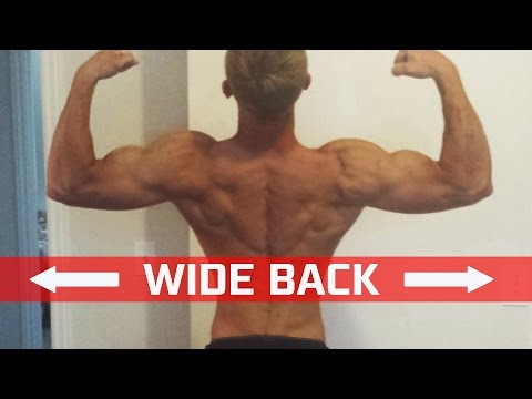 The Best Lat Exercises for a V Taper Back (Create A Wide Back!)