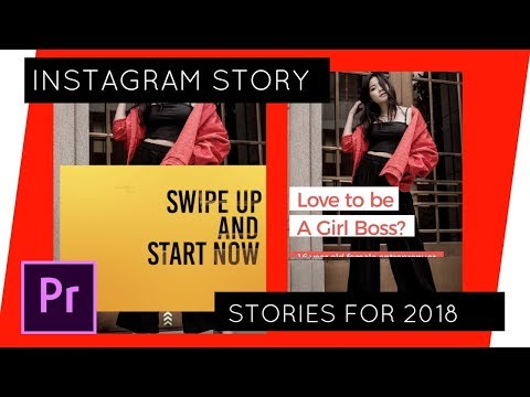 HOW TO CREATE ANIMATED GRAPHICS FOR INSTAGRAM STORIES
