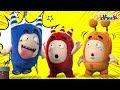 Oddbods TARGET PRACTICE Funny Cartoons For Children