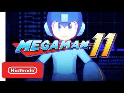 Mega Man 11 Pre-order Trailer - Nintendo Switch