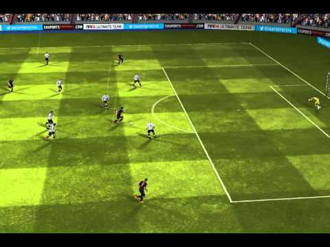 FIFA 14 iPhone/iPad - FC Barcelona vs. Sogndal