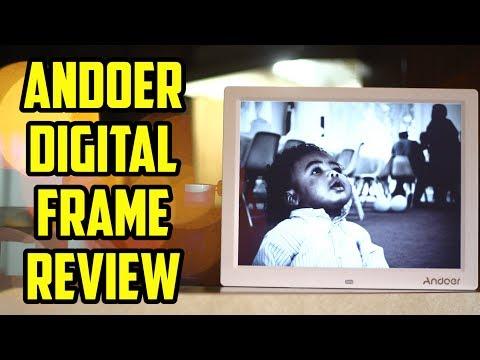 Dope or Nope: Andoer 15 Inch Digital Frame