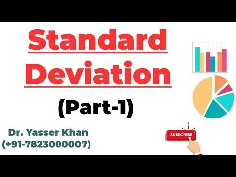 Standard Deviation part-1