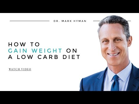 How to Gain Weight on a Low Carb Diet