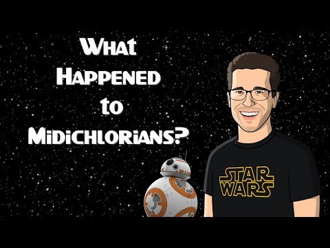 What Happened to Midichlorians? The Last Jedi!