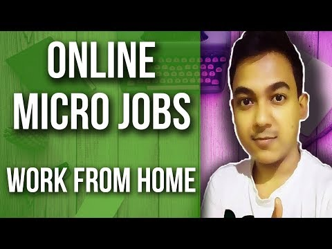 Online Micro Jobs |Work From Home| Episode #1