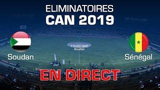 [LIVE- FOOTBALL- CAN 2019 ] Suivez en direct le match Soudan-Sénégal à Khartoum