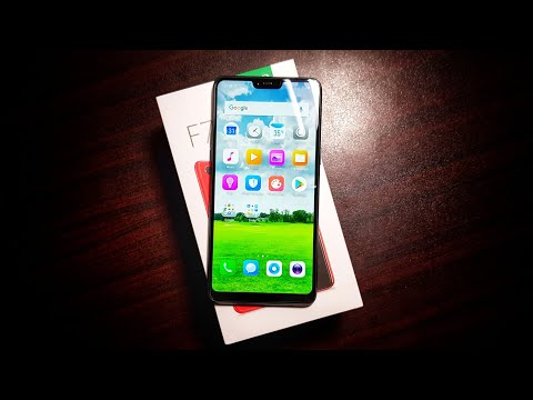 Oppo F7 unboxing and impressions!