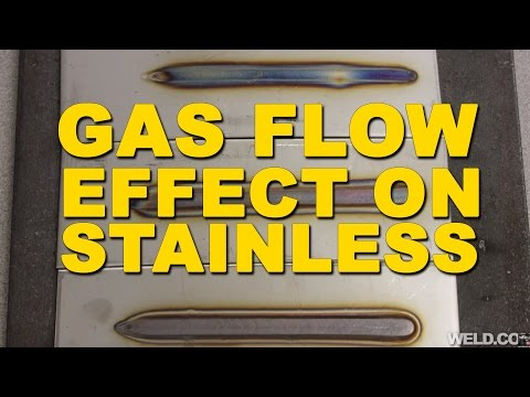 🔥 TIG Welding Stainless Steel: The Effects of Gas Flow and Gas Lenses | TIG Time