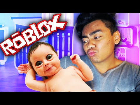 Adopted A Cute Child! | Roblox #4