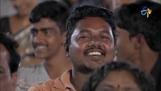 Imitation Raju Mimicry Performance | Super Masti | Srikakulam | 19th February 2017 | ETV Telugu