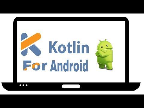 Kotlin new Android Programming Language
