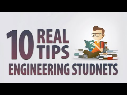 10 Real Tips for Success for Engineering Students | MIT Engineering Professor sharing Best Advice