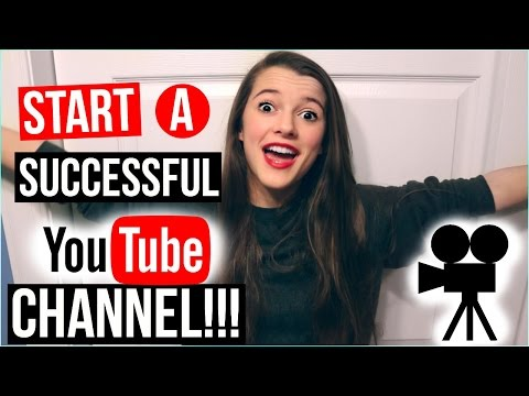 How To Start A SUCCESSFUL YouTube Channel! (Series Trailer) | Tatiana Boyd