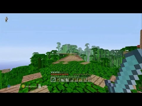 Episode 50 : Giant Crafting Table | Lets Play | Minecraft Xbox Edition