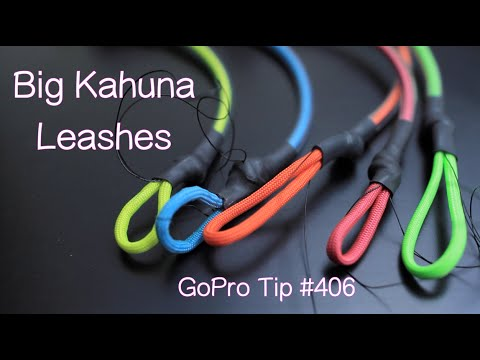 Big Kahuna Leashes Review - GoPro Tip #406